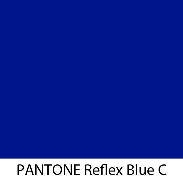 mixed pms colors  r  npt pms reflex blue c  rutland   pms reflex blue c