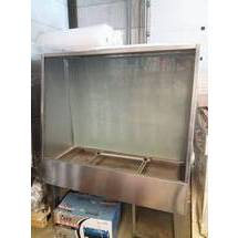 PC TECH EQUIPMENT Washout Booth Model C