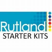 Rutland Inks (UK) M3 Fluo FF Mixing Set (04 x 01 GALLON)