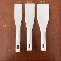 PC TECH SPATULA PLASTIC SPATULA SET White 45-60-75 mm