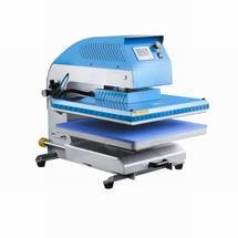 PC TECH TRANSFER PRESSES Heat Press A8 Air 40 x 50 cm and Bottom Plates